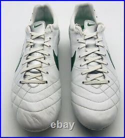 2010 Nike Tiempo Legend Elite IV Football Boots Sg Uk Size 8 Us 9