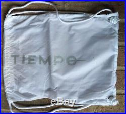9 Nike Tiempo Legend 8 Elite FG White AT5293-100