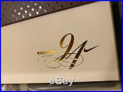 AUTOGRAPHED NIKE Tiempo Andrea Pirlo Legend VI SE FG Merlot/Gold/Wht 835364 601