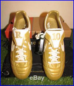 BNIB Nike Air Legend 10R Tiempo Ronaldinho Oldschool Soccer Shoes Gaucho Rare