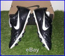 BNIB Nike Tiempo 3 FG Legend Team Ronaldo Ronaldinho Oldschool Soccer Boots 10r