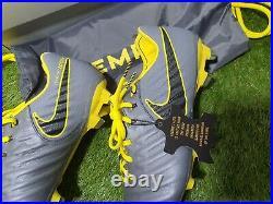 BNIB Nike Tiempo Legend 7 Elite FG AH7238 070 Kangaroo Leather Football Boots