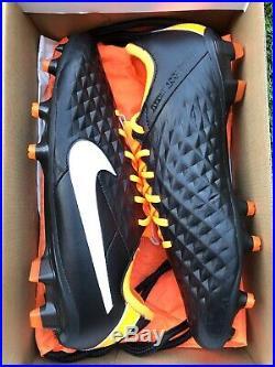 BNIB Nike Tiempo Legend 8 Elite IV FG Football Boots. Size 9 UK. DNA Pack