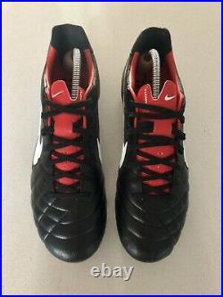 BNIB Nike Tiempo Legend IV FG UK9 Pro/Elite Deadstock Football Boots 2012 Rare