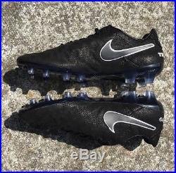 BNIB Nike Tiempo Legend VI Football Boots Size 9.5 Rare Tech Craft Blackout
