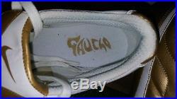 BNIB Nike Tiempo Ronaldinho Fg Oldschool Air Legend 10r Soccer Shoes Gaucho Rare