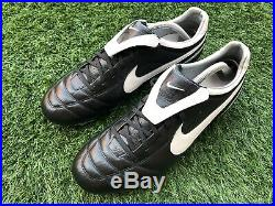 BNWOB Nike Tiempo Legend II SG Pro Football Boots. Size 9 UK