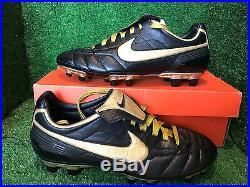 Bn Rare Nike Air Tiempo Legend II Fg E8 Limited Edition Size 9 8 42,5