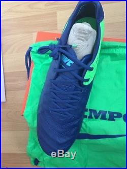 Brand New In Box Men's Nike Tiempo Legend VI FG Size UK 10 Football Boots