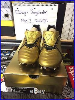 DS Nike Tiempo Legend VI SE FG size 11 Totti x Roma limited 2500 AA0612 706