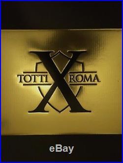LIMITED EDITION NIKE tiempo legend 6 FG TOTTI X ROMA brand new GOLD SIZE 11