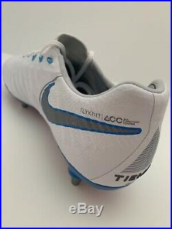 MADE IN BOSNIA Nike Tiempo Legend VII Elite SG Size 8 Soccer Cleats (AH7424-108)