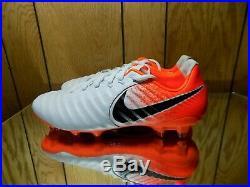Men's Nike Tiempo Legend VII Pro FG Hyper Crimson (AH7241-118) Size 8.5