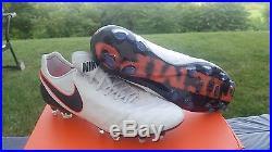 Men's Tiempo Legend VI FG 819177 001 size 8.5-9.5 Soccer cleats