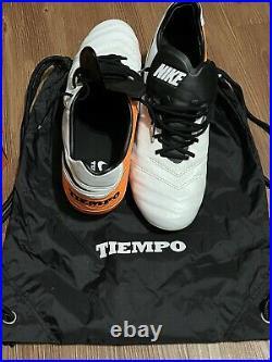Mens NIKE ORIGINAL TIEMPO LEGEND VI FG soccer cleats- size 11
