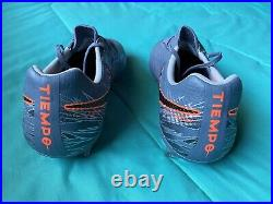 Mens Nike Tiempo Legend 7 Elite FG ACC Flyknit Soccer Cleats AH7238-409 Sz 10.5