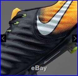 Mens Nike Tiempo Legend Vii Elite AG Foitball Boots Size 12