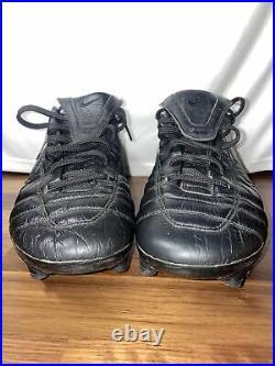 Mens Nike Tiempo Legend ii FG Blackout