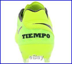 NEU NIKE Tiempo Legend VI FG Schuhe Fußballschuhe Sportschuhe Gelb 819177 707