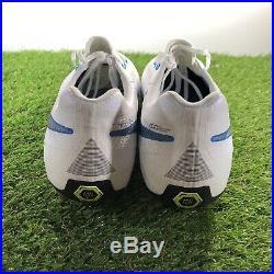NEW Nike Mens Tiempo Legend VII Elite SG-Pro White Soccer Cleat SZ 12 AH7253-108