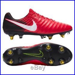 NEW Size 10 Red Nike Tiempo Legend 7 Elite Anti-Clog SG-Pro Men's Cleats