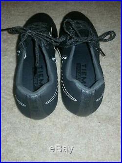 NEW Sz 9 Nike Tiempo Legend VII 7 Elite FG Soccer Cleats Black AH7238-001