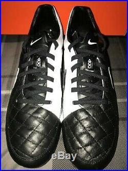 NEW WITH BOX Nike Tiempo Legend V 5 FG Shoes 2014 Black