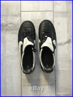 NIKE AIR ZOOM Tiempo Legend II FG 310113-011 Cleats US 10 UK 9 EUR 44 Ronaldinho