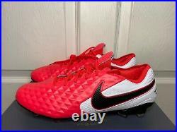 NIKE TIEMPO LEGEND 8 ELITE FG Soccer Cleats ACC Men Size 10.5 AT5293-606 NEW