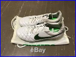 NIKE TIEMPO LEGEND IV FG Soccer Cleats Size 8.5 US