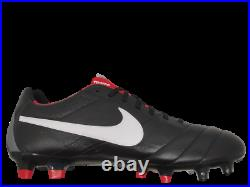 NIKE TIEMPO LEGEND IV FG uk 8,5 us 9,5 soccer cleats football boots