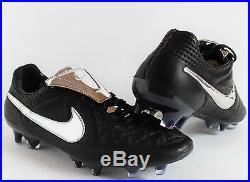 Nike Tiempo Legend V 5 Premium Fg Francesco Totti Boots Sz 10.5 717137-001