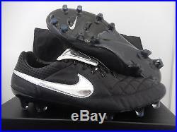 Nike Tiempo Legend V 5 Premium Fg Francesco Totti Boots Sz 8.5 717137-001