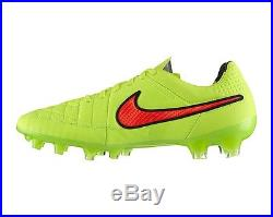 NIKE TIEMPO LEGEND V FIRM GROUND (NEW WITH BOX & MATCHING BAG) SAME DAY SHIPPING