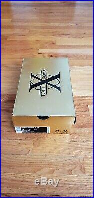 NIKE TIEMPO LEGEND VI 6 FG TOTTI X Roma Limited Edition size 9 RARE