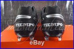 NIKE TIEMPO LEGEND VI TECH CRAFT 2.0 FG MEN'S FG SOCCER CLEAT 852539 001 Sz 8.5