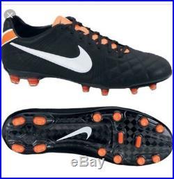 NWT Nike Tiempo Legend IV FG Elite 2012 Clash Soccer Cleats- 453955-018 SZ-12