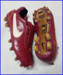 Neu Nike Tiempo Legend Ronaldinho R10 Fg Uk 8.5 Eu 43 Elite Rare Fußballschuhe