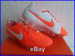 Neu Nike Tiempo Legend V Fg Uk 7 Eu 41 Magista Fußballschuhe Football Boots
