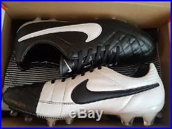 Neu Nike Tiempo Legend V Fg Uk 8 Eu 42.5 Magista Fußballschuhe Football Boots