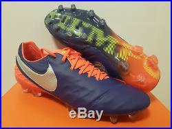 Neu Nike Tiempo Legend Vi Fg Acc Uk 9 5 Eu 44 5