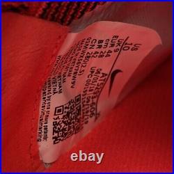 New Mens Nike Tiempo Legend 8 Elite ACC FG Crimson Red Size 10 AT5293-606