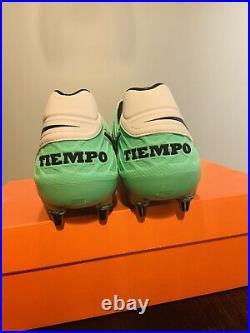 New Mens Nike Tiempo Legend VI SG Pro Sz 10.5 Soccer Cleats