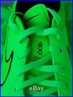 New Nike Tiempo Legend V FG Soccer Cleats (631518-330) Men's Size (11.5) $200