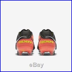 New Nike Tiempo Legend VI FG ACC Mens Elite Football Boots UK 9 EU 44 RRP £160