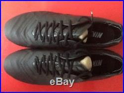 New Nike Tiempo Legend VI FG ID Black Size 11.5