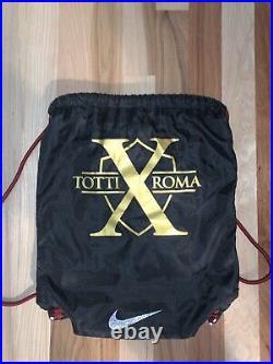 Nik Tiempo Legend VI SE FG TOTTI ROMA SIZE US 9.5 Pair 0613/2500