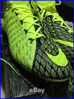 Chuteira Nike Magista Society Superfly Chuteiras Amarelo