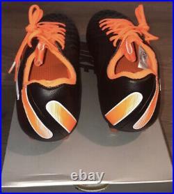 Nike Legend 8 ELITE IV FG Soccer Cleats Tiempo Men's Size 8.5 CI7587-018