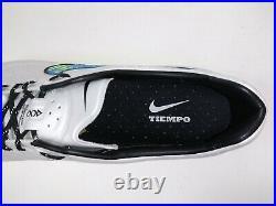 Nike Mens Rare Tiempo Legend V SG-Pro 631614 175 White Soccer Cleats Size 9